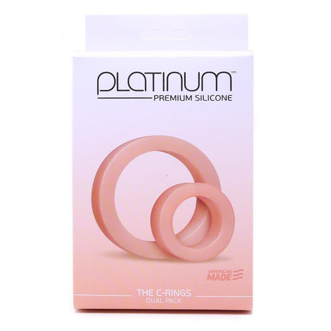 Doc Johnson Platinum Double Cock Ring -  - Doc Johnson - My Bedroom Spice - 12