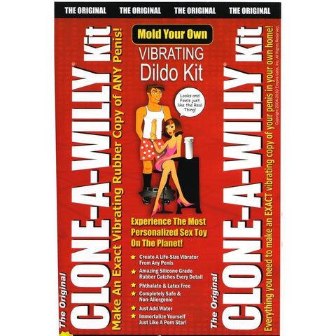 Clone-A-Willy Kit Glow -  - Empire Labs - My Bedroom Spice - 11