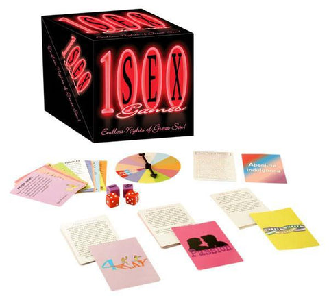 1000 Sex Games Endless Nights -  - Kheper Games - My Bedroom Spice - 1