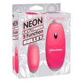 Neon Luv Touch Remote Control 5 Function Bullet Vibrator -  - Pipedream - My Bedroom Spice - 1