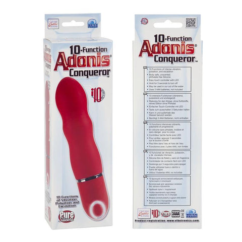 10 Function Adonis Conqueror Vibrator -  - California Exotics - My Bedroom Spice - 5