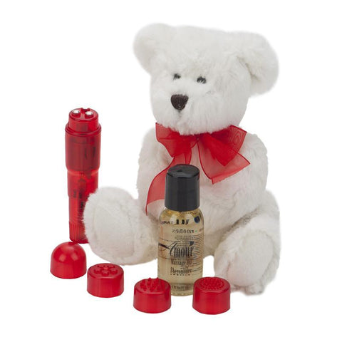 Amour Be Mine Cuddle Massage Kit -  - California Exotics - My Bedroom Spice - 1
