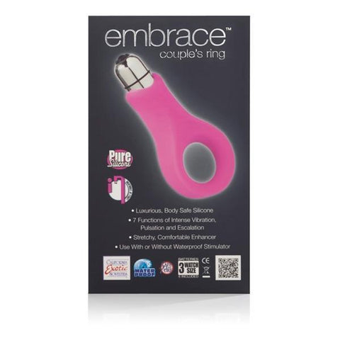 Embrace Vibrating Love Ring -  - California Exotics - My Bedroom Spice - 17