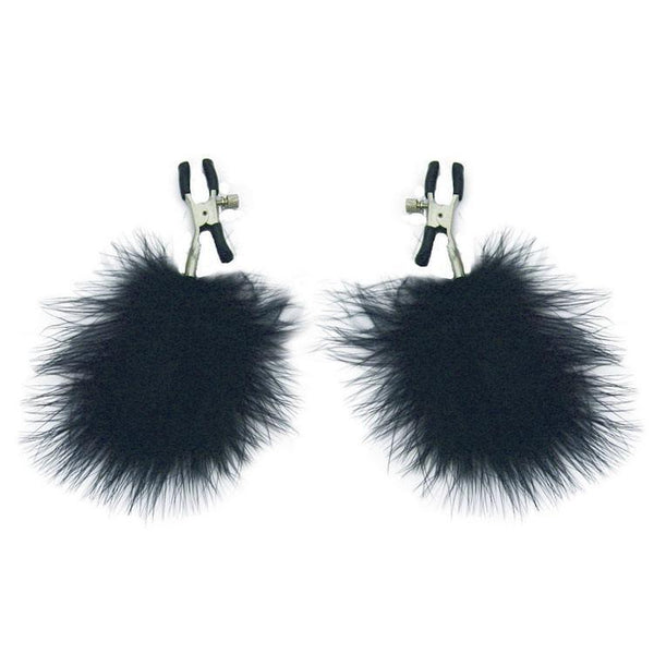 Sportsheets S&M Feathered Nipple Clamps by  Sport Sheets -  - 1