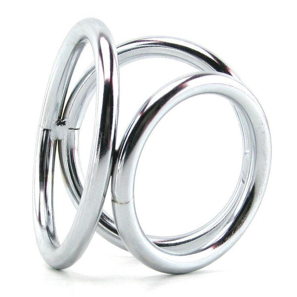 XR Triad LARGE Triple Cock Ring Set by  XR Brands -  - 1