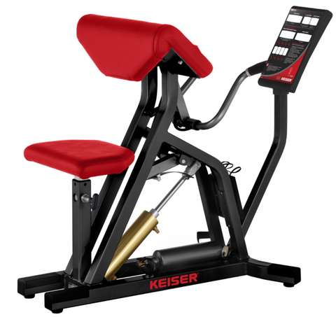Keiser Air250 Arm Curl
