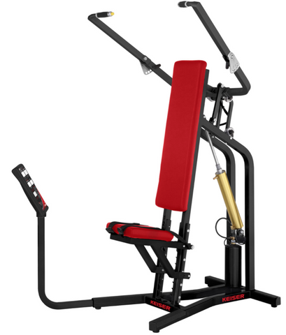 Keiser Air250 Lat Pulldown