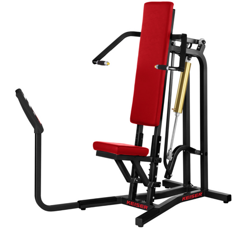 Keiser Air 300 Belt Squat