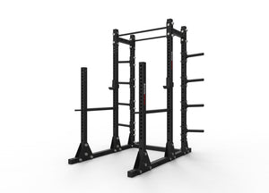 Elite Series 3/4 Rack with Storage