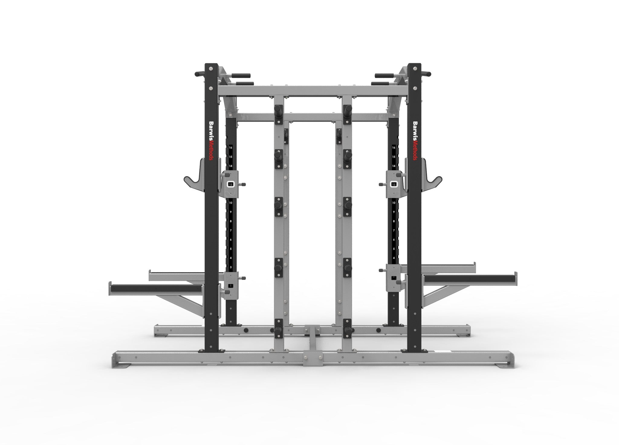 Dragon Series Double Half Rack
