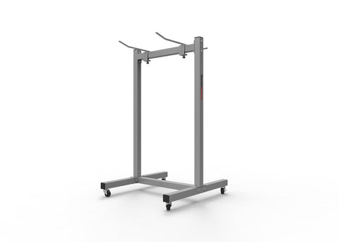 Elevate Series Single Post Bumper Plate Rack