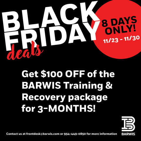 BARWIS Training & Recovery Package