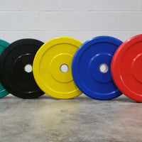 Power Series Bumper Plate Sets