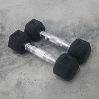Power Series  Hex Dumbbells