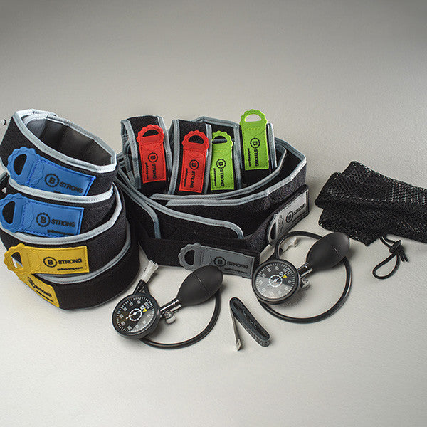 (B)STRONG Professional Trainer Pack (10 Bands)