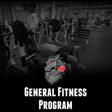 General Fitness Training Program