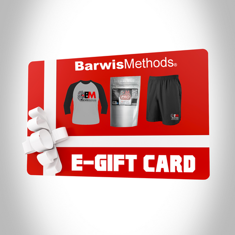 Barwis Methods Gift Card