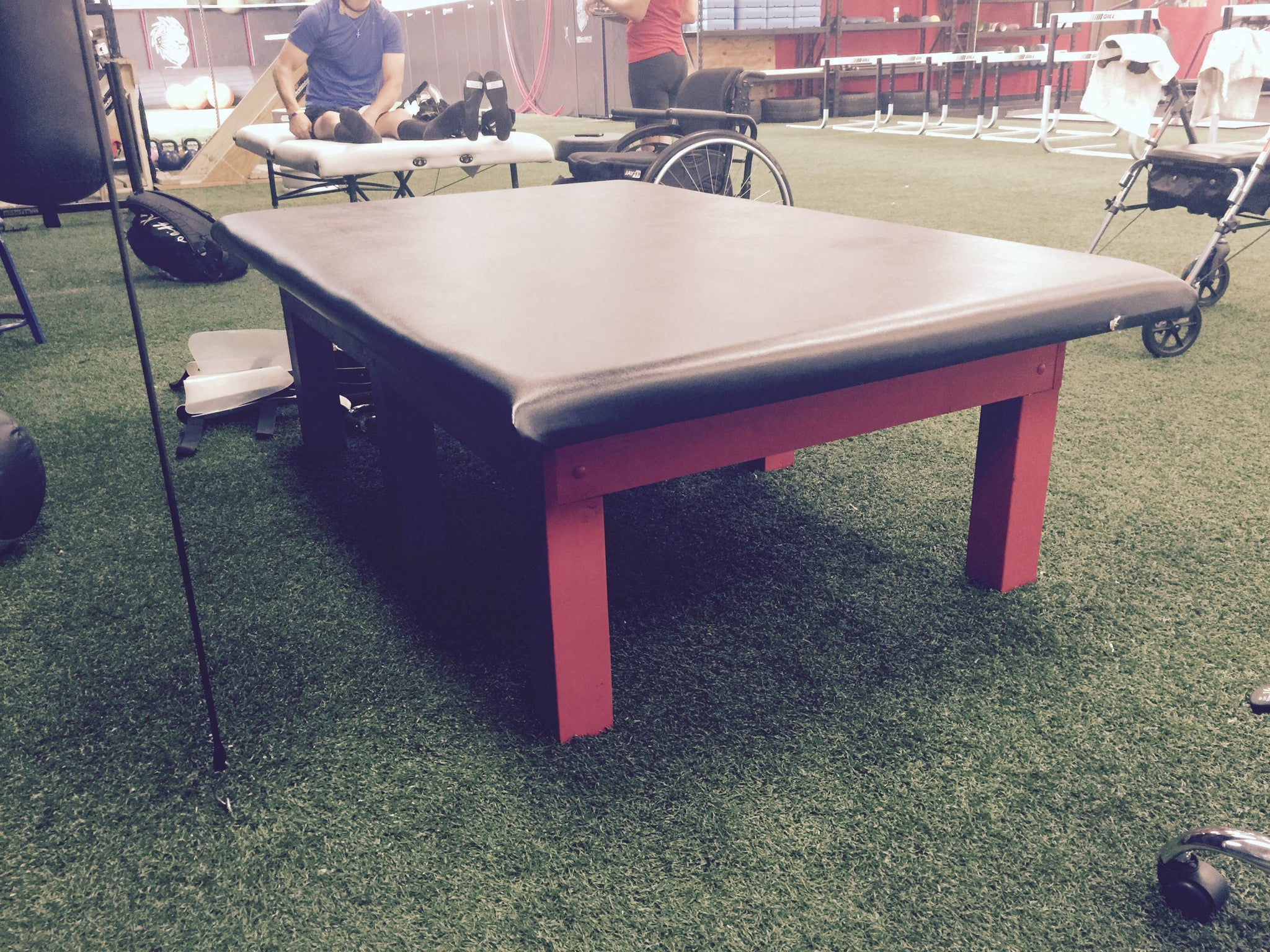 Injury Recovery Table