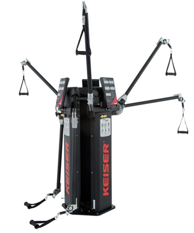 Keiser Air350 Biaxial Upper Back