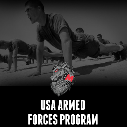 USA Armed Forces <br/>Training Program