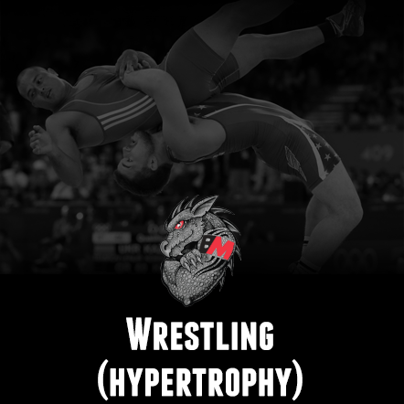 Wrestling Training Program - Hypertrophy