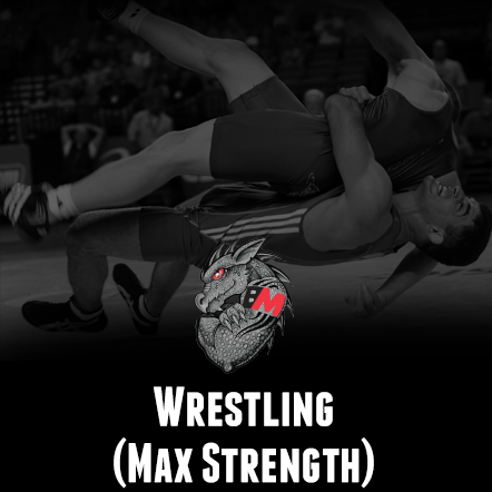 Wrestling Training Program-Max Strength