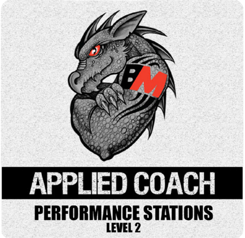 Applied Coach: Level 2 - Performance Stations (Re-certification)