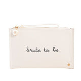 Bride Clutch - BIG BAG THEORY - 1