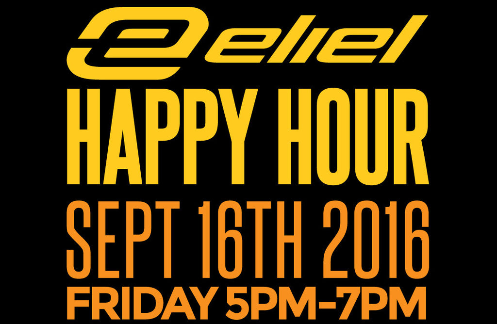 Eliel Happy Hour - Austin Texas