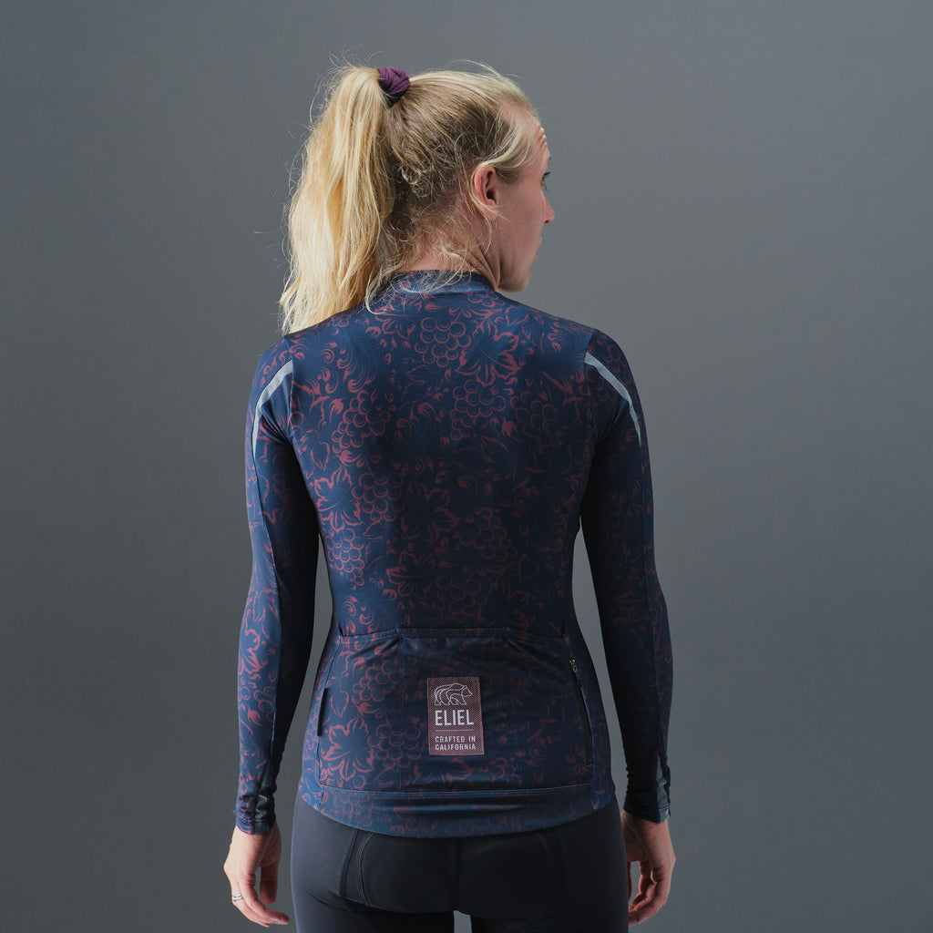 Sonoma Marin L/S Thermal T1 Jersey - The Zin