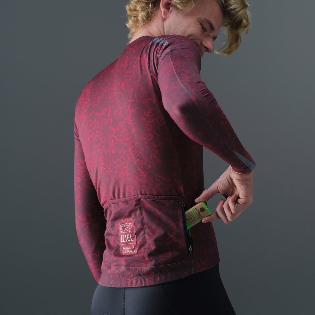 Sonoma Marin L/S Thermal T1 Jersey - Syracha