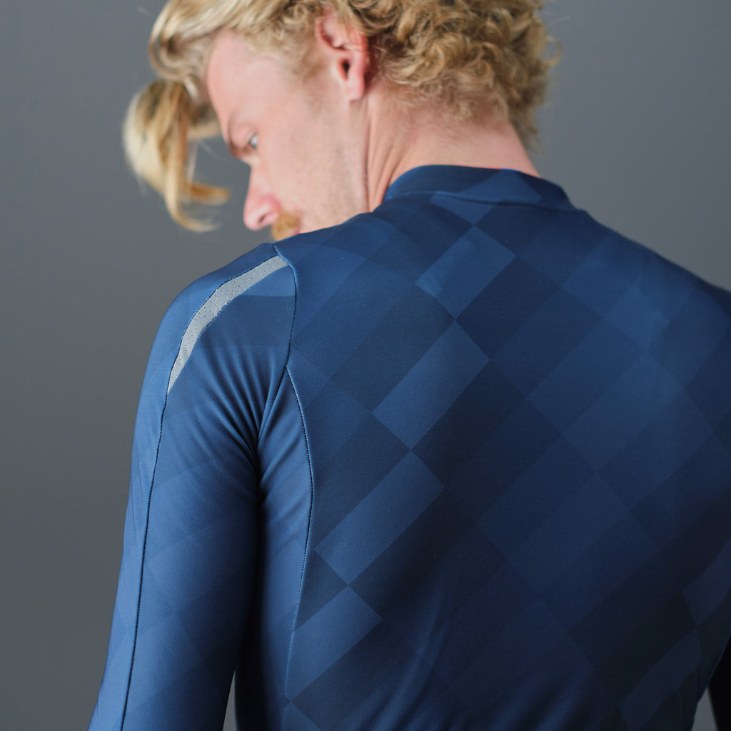 Sonoma Marin L/S Thermal T1 Jersey - Barlow