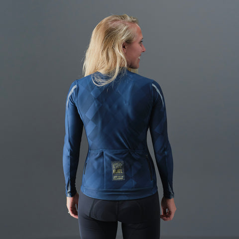 Sonoma Sierra L/S Thermal T2 Jersey - Barlow