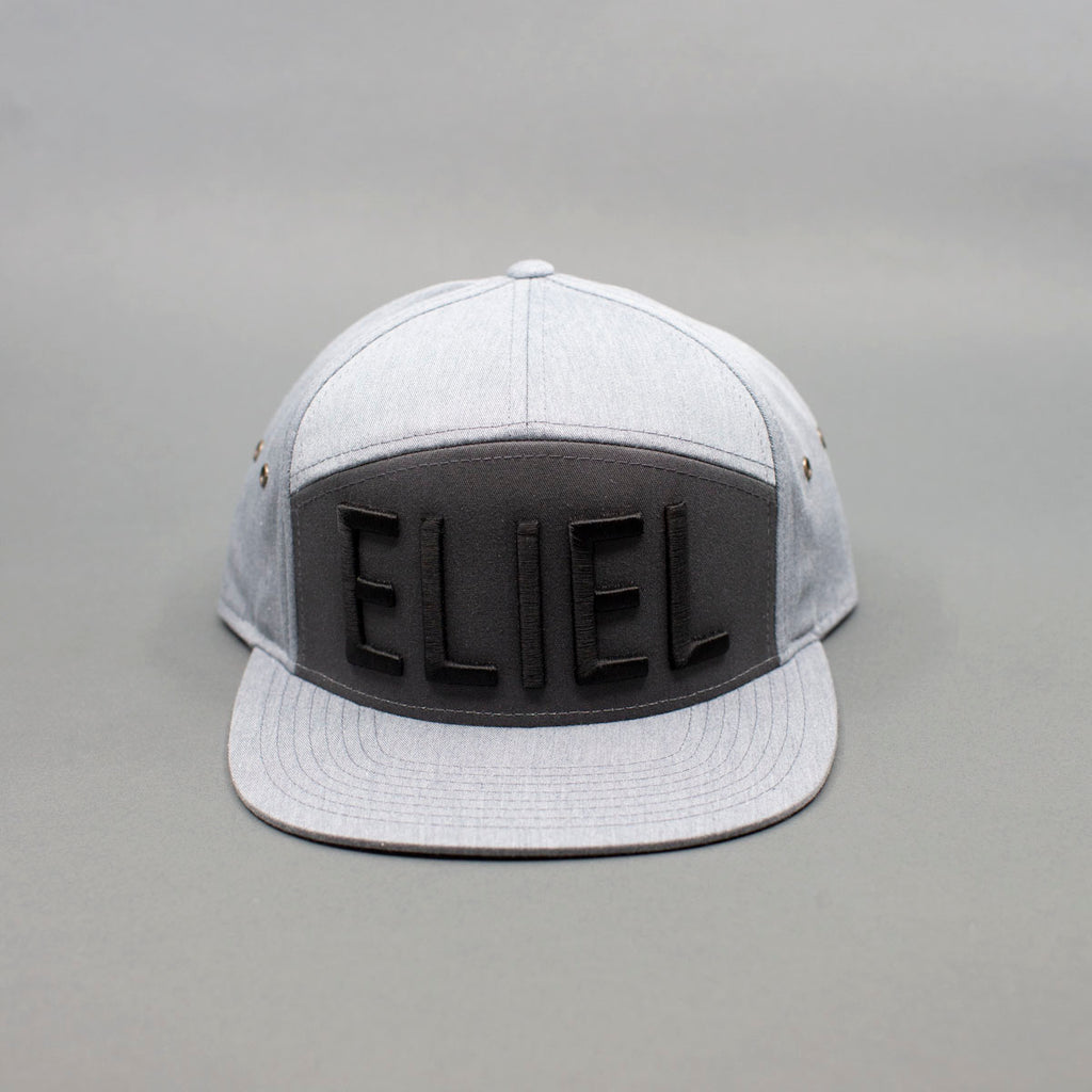 Casual Eliel Raised Logo