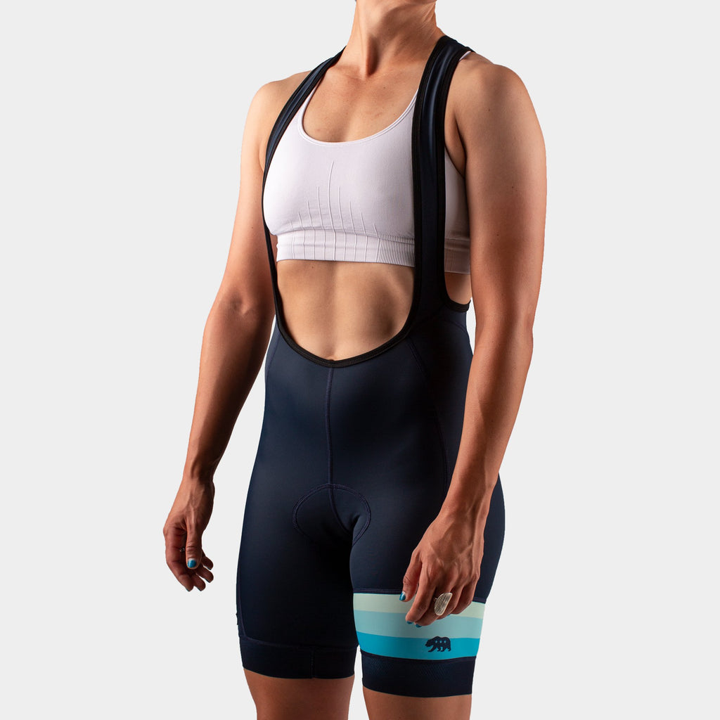 women's cycling bib short
