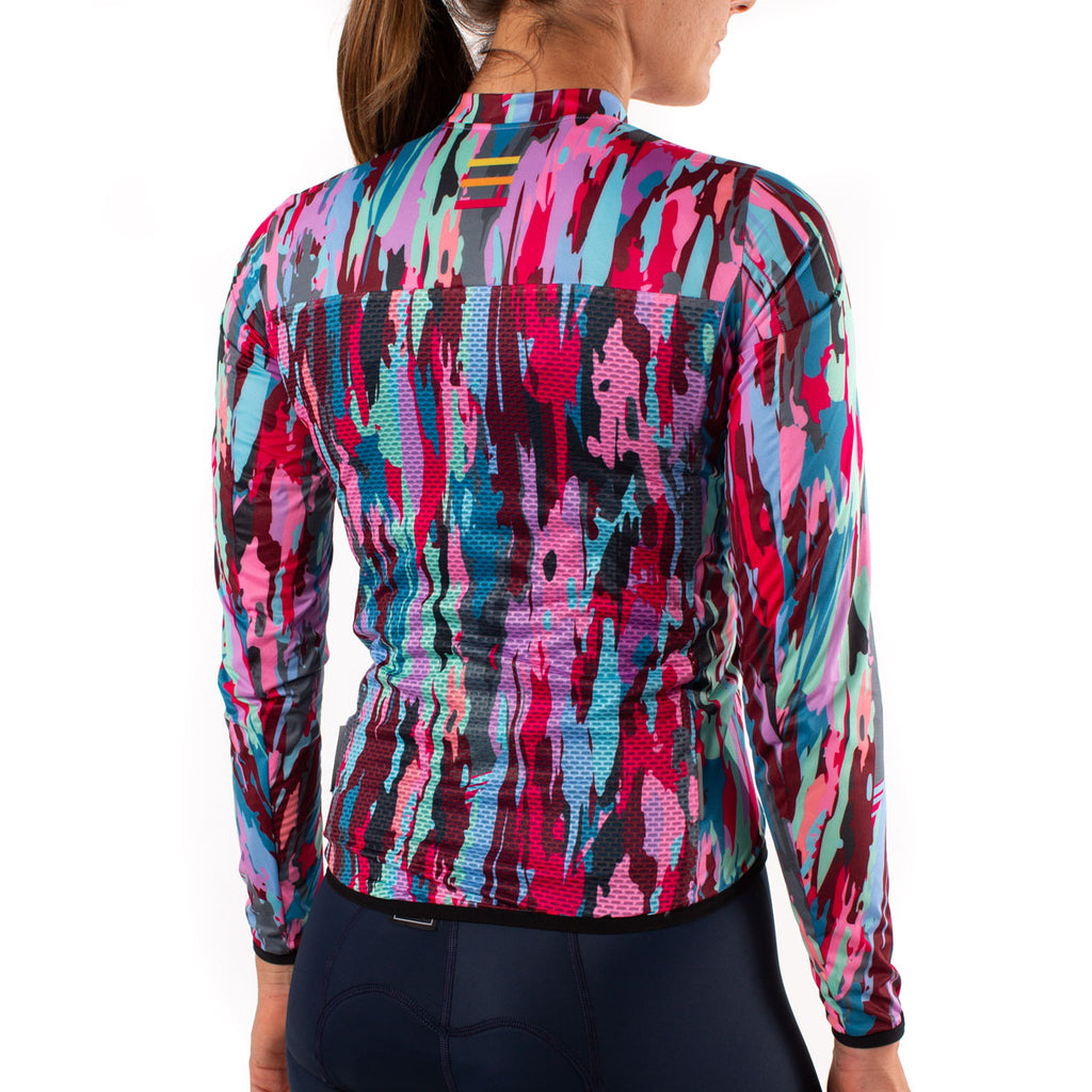 women's lightweight cycling jacket