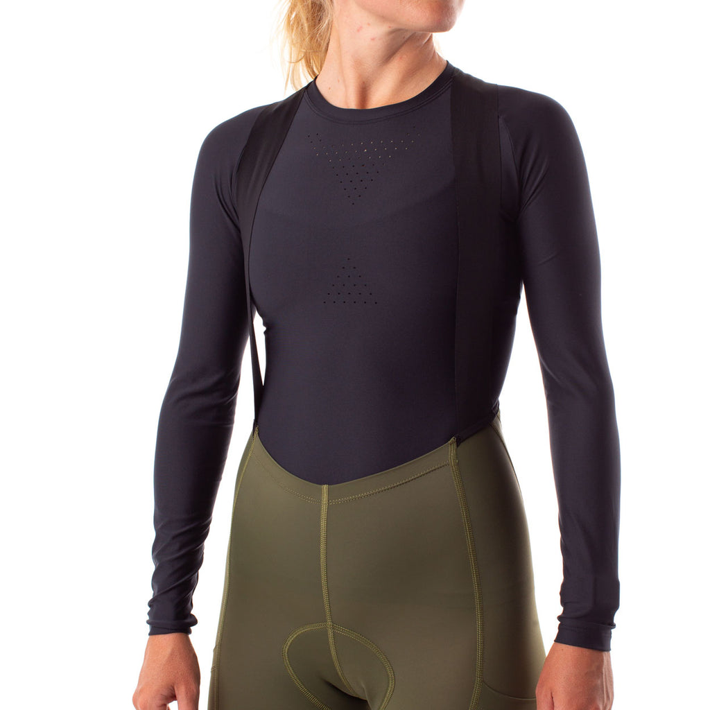 long sleeve cycling base layer
