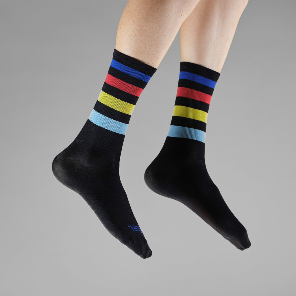 Eliel Stripe Socks