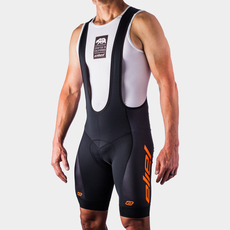 Laguna Seca Men's Bib Shorts - Downshift Black