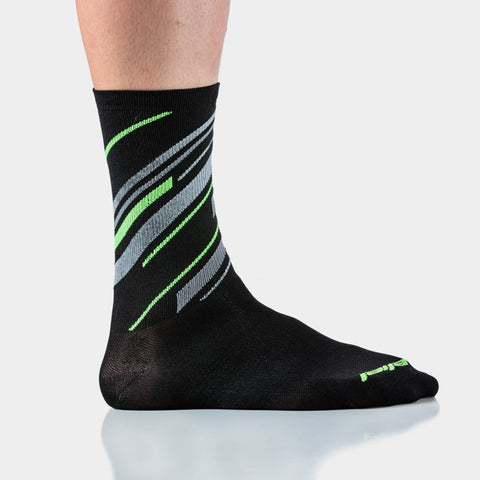 Dawn Patrol Socks - Black