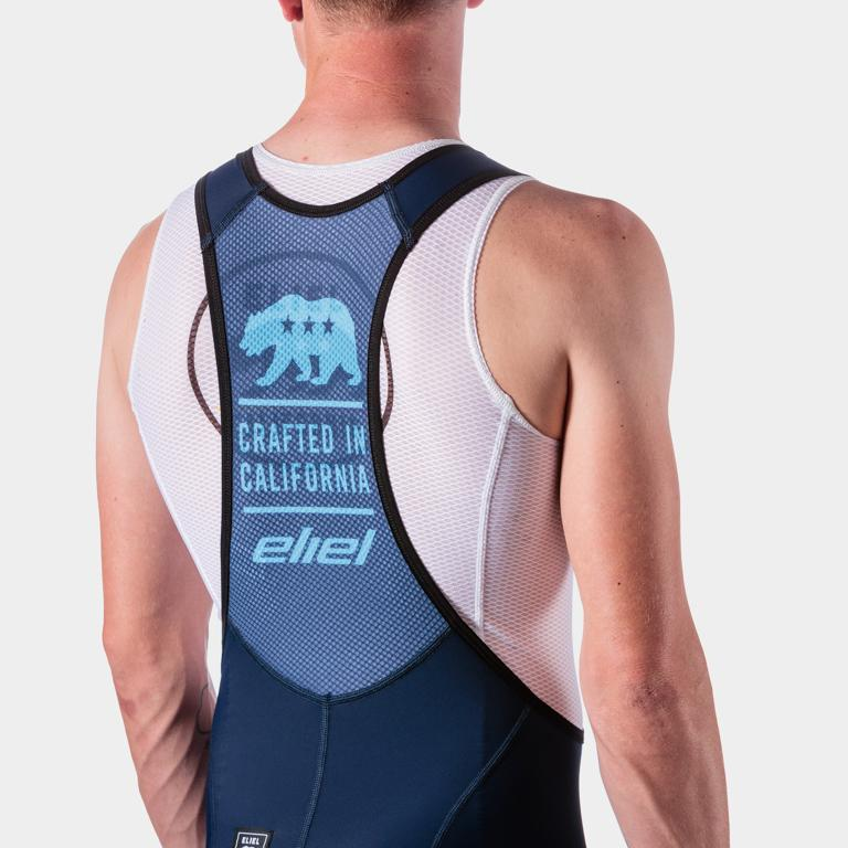 california bib short