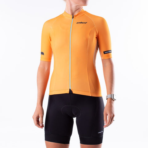 Lost Coast Thermal Reflective Jersey (T1) - Tangerine