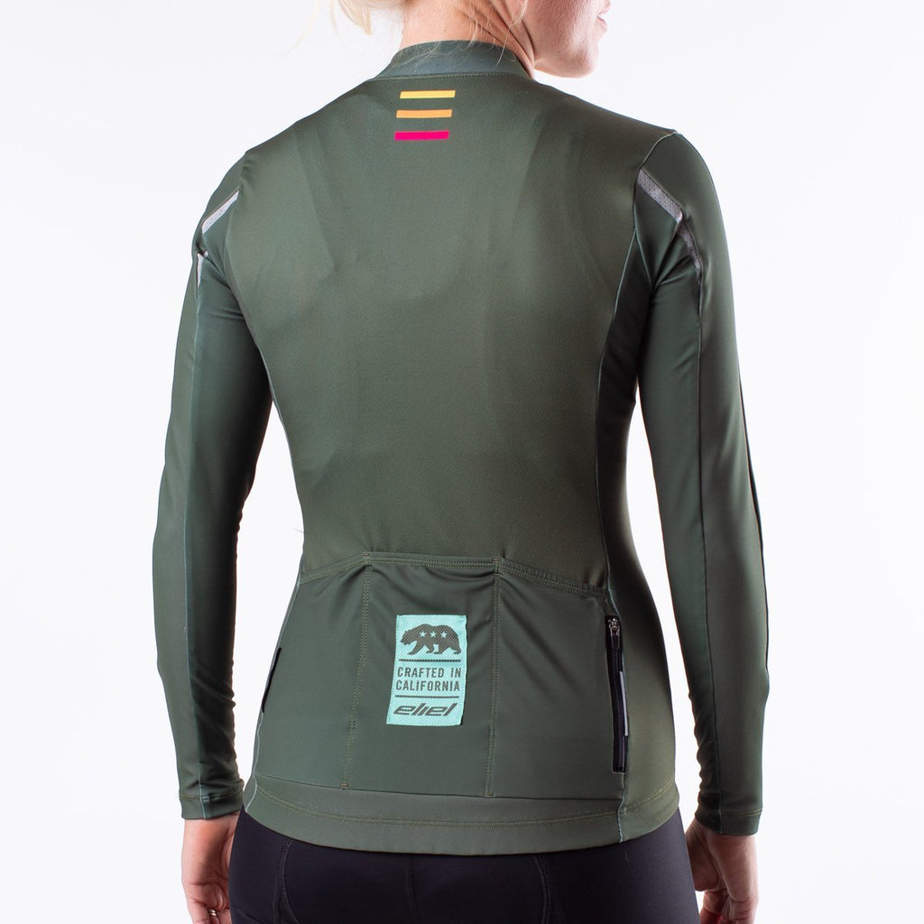 Lost Coast L/S Thermal Reflective Jersey (T1)