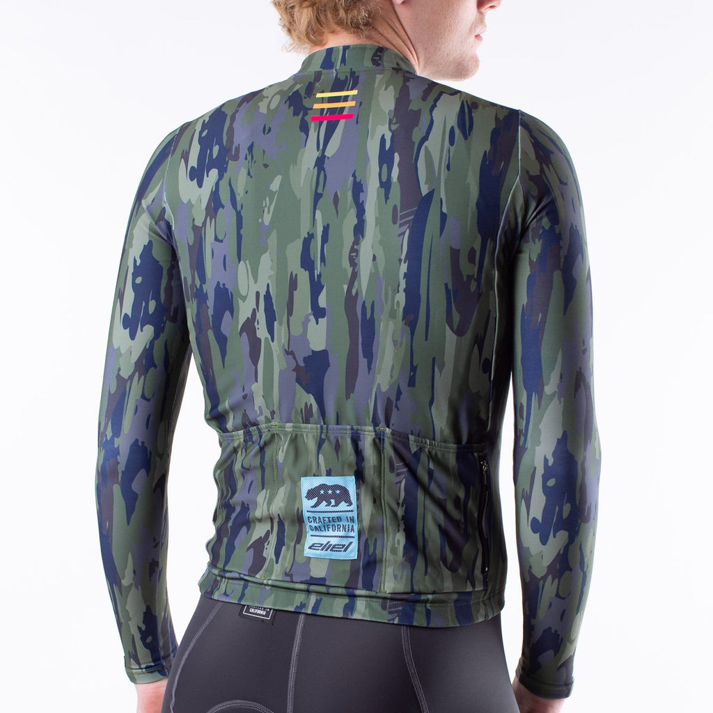 Lost Coast Ventura Long Sleeve Thermal Jersey (T2)