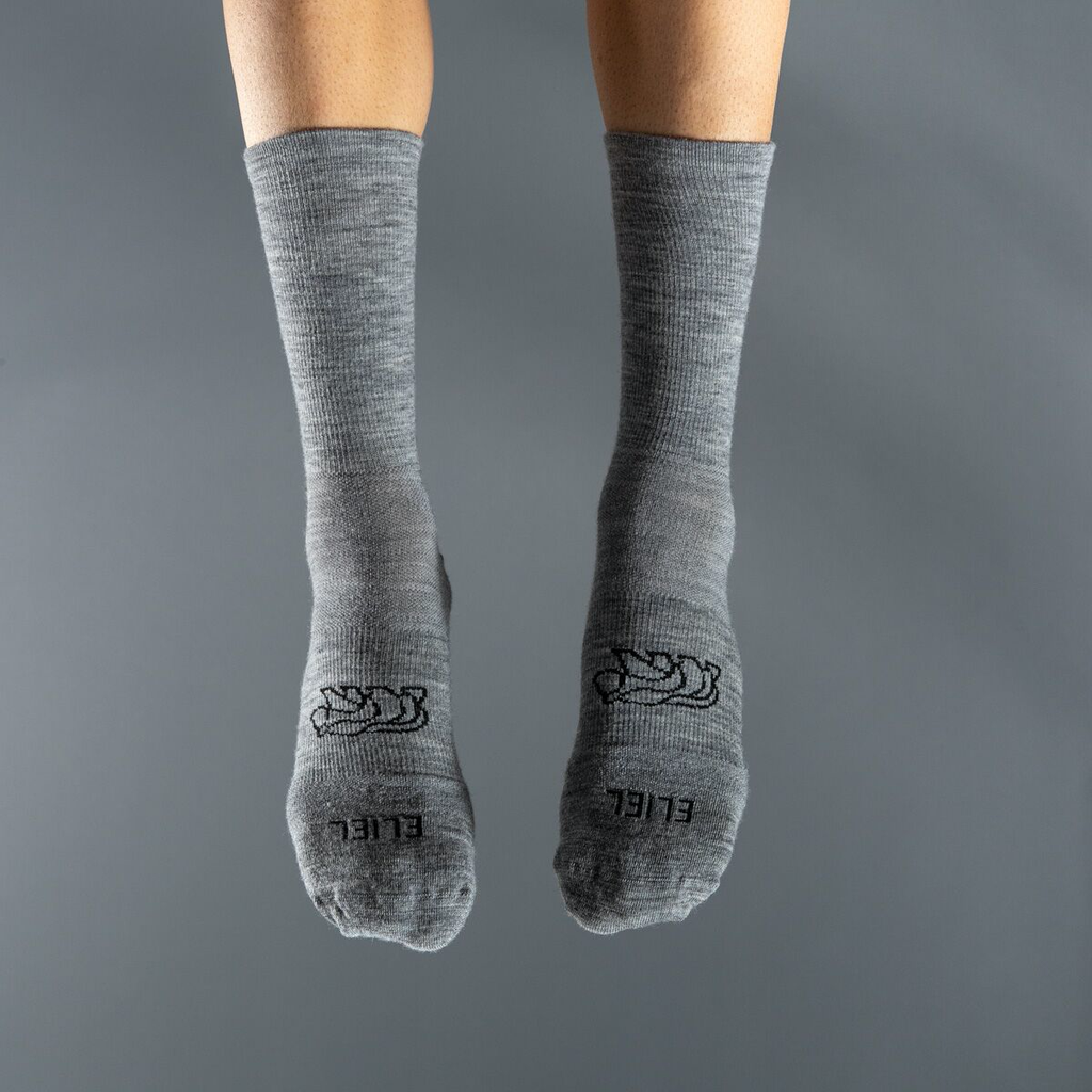 Eliel Signature Wool Socks
