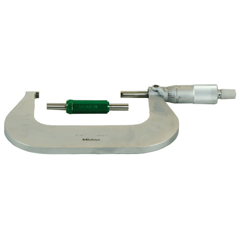 Mechanical Micrometer,  3-4 In, .0001 In RS