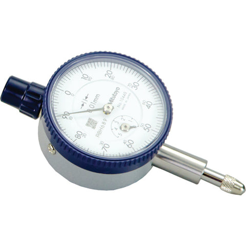 Dial Indicator, .01, 5mm, 8mm, FB