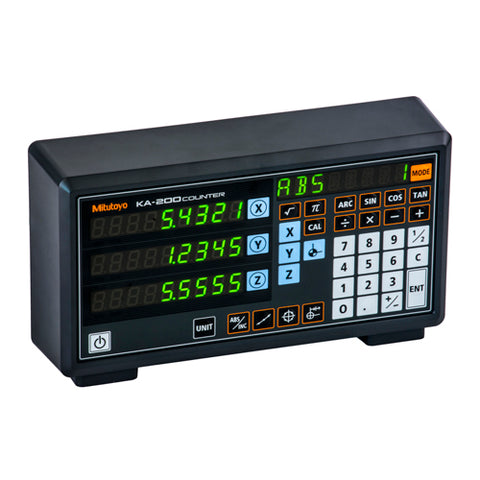 KA-13 Counter 3-axis display