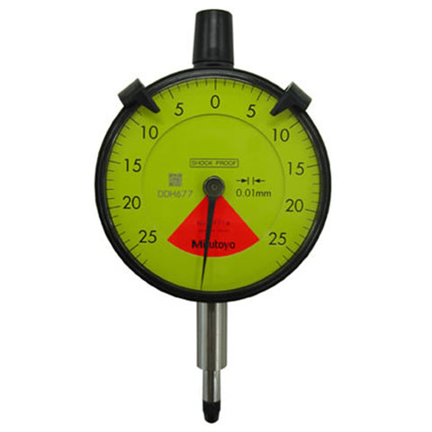 Dial Indicator, .01, .5mm, 8mm, FB