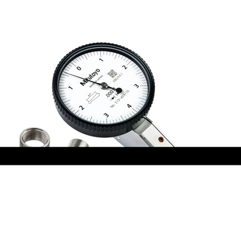 Dial Test Indicator,  .0001 In, .008 In,15mm, BS